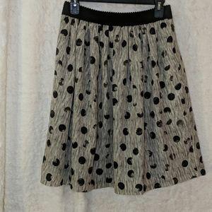 Anthropologie Maeve Print Skirt - Size Large